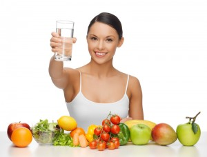 Woman-nutrition